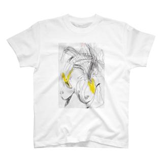banana_lady Tシャツ