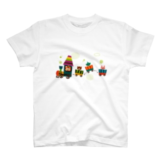 汽車の旅 Tシャツ
