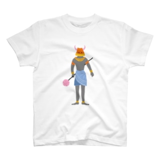 CANDYCORN GOD Tシャツ