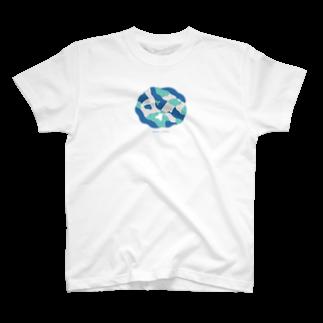 グラフィックアニマルズのmoe model Tシャツ