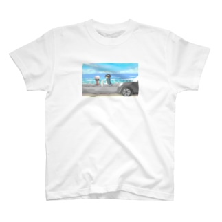A day in the life Tシャツ