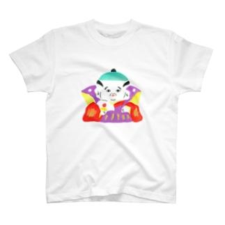 福助 Tシャツ