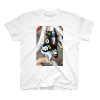 Hyugayaのオブジェ2Tシャツ
