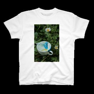 オブジェ7 Tシャツ