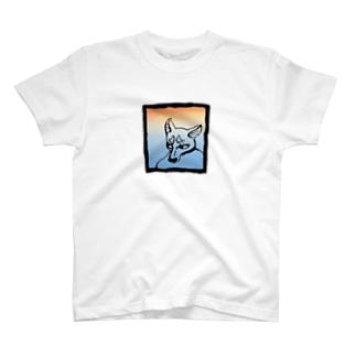 いぬのまど Tシャツ