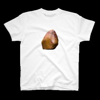 Yusuke SAITOHの石 Tシャツ