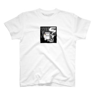 疲労困憊 Tシャツ