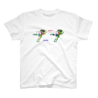サッカーJK-B Tシャツ