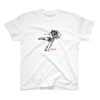サッカーJK-C Tシャツ