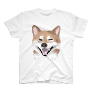ラブ柴❤️ Tシャツ