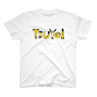 TSUYOI Tシャツ