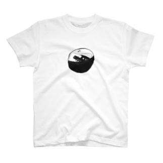 ガチャガチャの思い出 Tシャツ