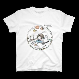 ほっかむねこ屋@10/5~10/10 吉祥寺駅 期間限定ショップのLive Tシャツ