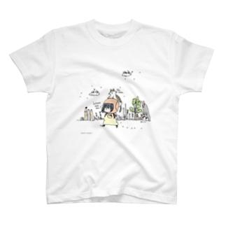 Where Tシャツ