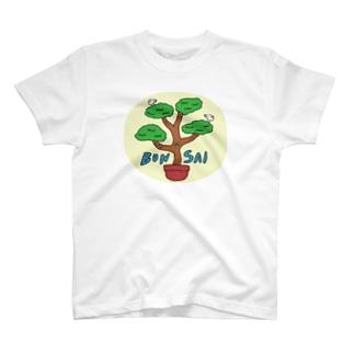 BONSAIのTORI.. Tシャツ