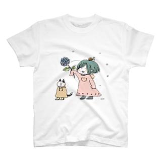 水無月の音・2 Tシャツ