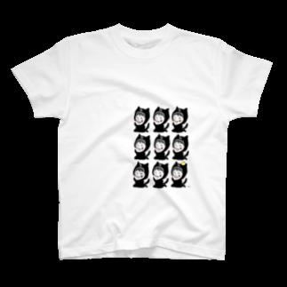 ほっかむねこ屋@デザフェス47  j158の少年26  オーダー品Tシャツ