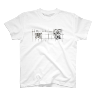 eri's Art love & peace Factoryのeri's Art 02Tシャツ