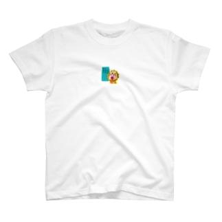 ベンジャミンライオンハートに目覚める Tシャツ