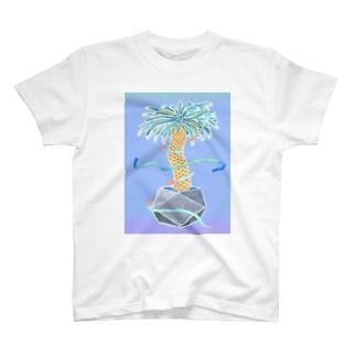 Euphorbia hyb. Tシャツ