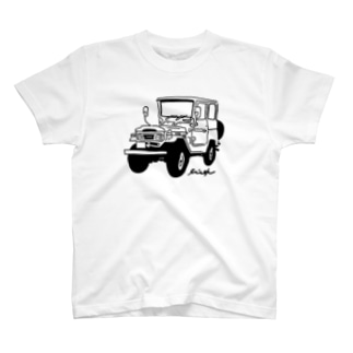 4WD Tシャツ
