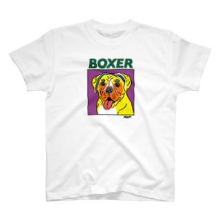 ボクサー Tシャツ