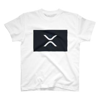 XRP  Tシャツ