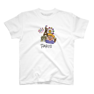 PARIS GUY Tシャツ