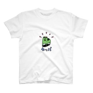 カッパプリント Tシャツ