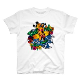 TWISTER Tシャツ