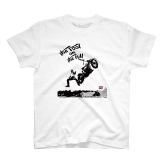 G-NET 丘の上の●● Tシャツ