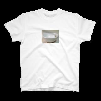 abelestのクサカゲロウとモロッコの陶器Tシャツ