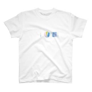 「AWAI KO I」/ 001 Tシャツ
