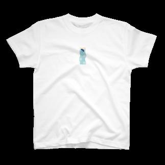 abelestのクロオオアリの女王 / 初めての卵Tシャツ