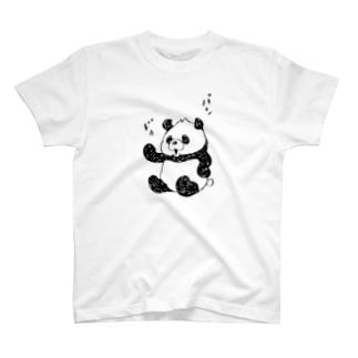 パンドゥ_2 Tシャツ