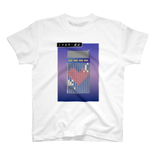 1989・東京〜Season1〜 Tシャツ