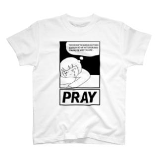 AgirlZ_P Tシャツ
