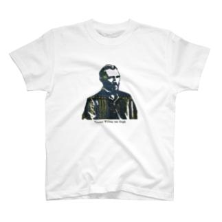 フィンセント・ファン・ゴッホ Vincent Willem van Gogh Tシャツ