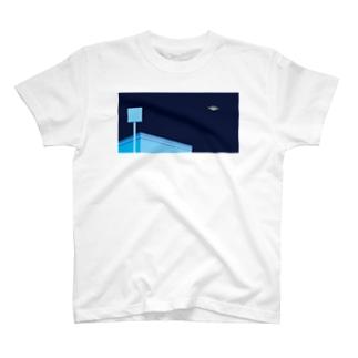 Sky-Fly[Night]  Tシャツ