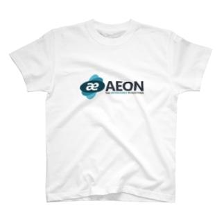 仮想通貨 AEON Tシャツ