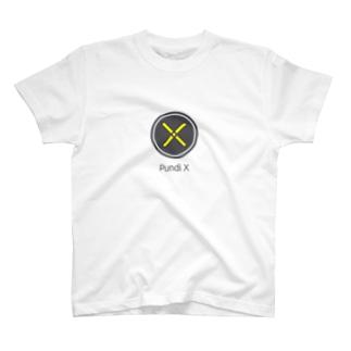 仮想通貨 Pundi X Tシャツ