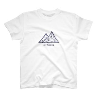 仮想通貨 MITHRIL Tシャツ