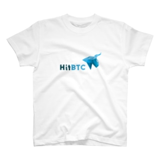 仮想通貨取引所 HitBTC Tシャツ