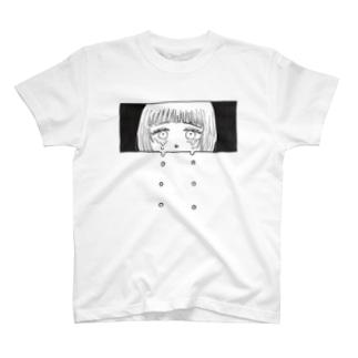 ポロポロ Tシャツ
