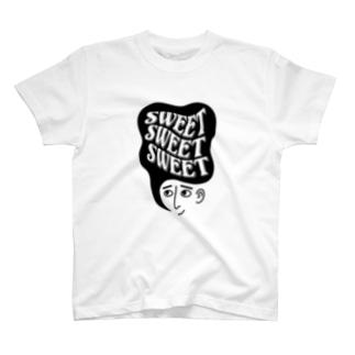 sweet talk Tシャツ