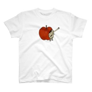 アップル Tシャツ