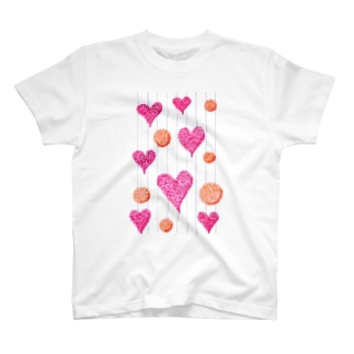 インスピレーションNo.8 Tシャツ