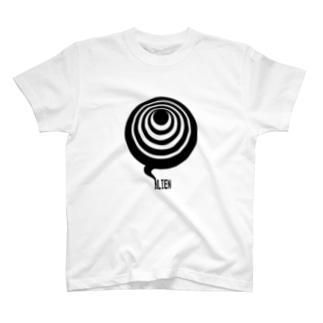 ALIEN Tシャツ