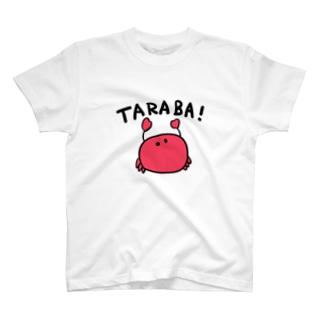 タラバ Tシャツ