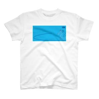 バスケ部2b Tシャツ